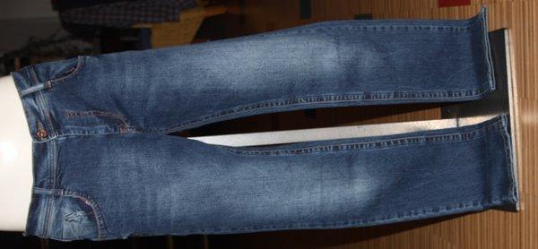 Rando-Megaflex, Pioneer Herren-5-Pocket -Jeans